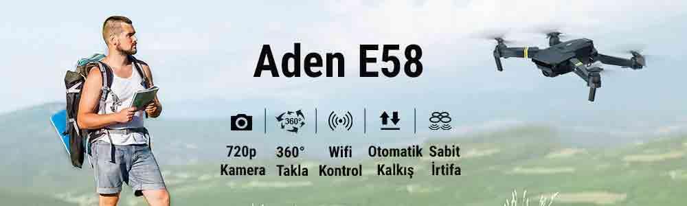 Aden E58 İnceleme