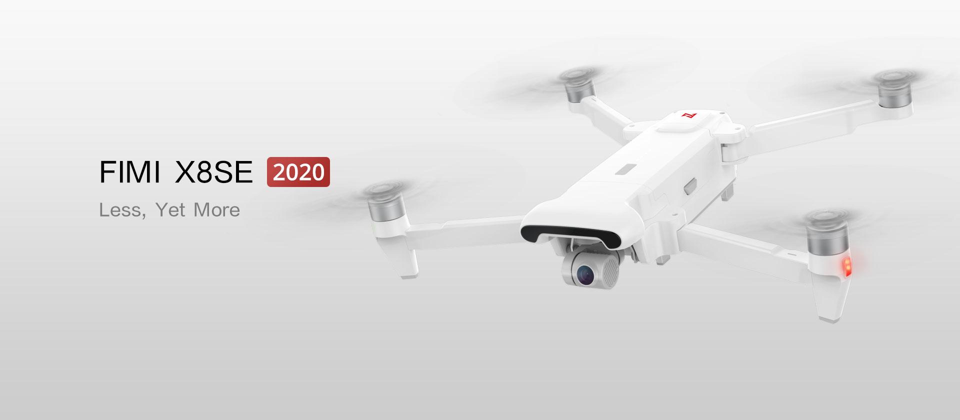 Fimi X8 SE 2020 İnceleme