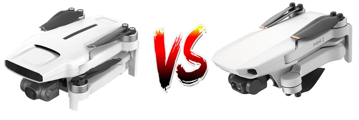 Fimi X8 Mini vs DJI Mini 2