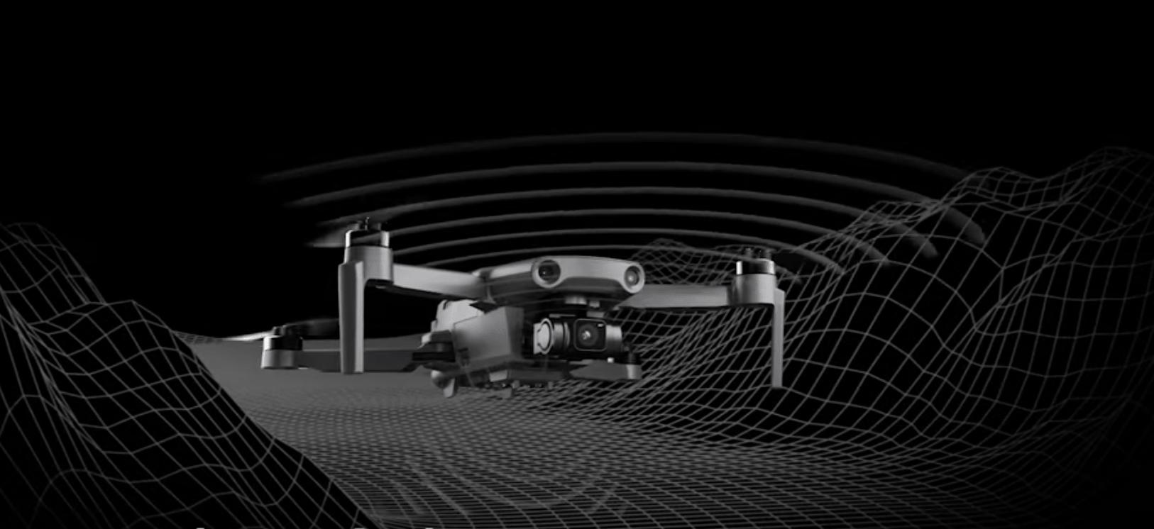 Hubsan Zino Mini Pro Engel Sensörü