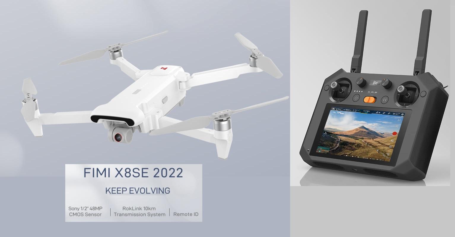 Fimi X8SE 2020 Teknik Özellikler