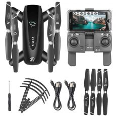 Aden X66 V2.0 Fly More Combo Drone