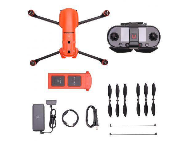 Autel EVO 2 8K Drone Kutu İçeriği